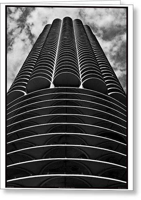 Curvilinear Greeting Cards - Architecture - 08.24.08_028 Greeting Card by Paul Hasara
