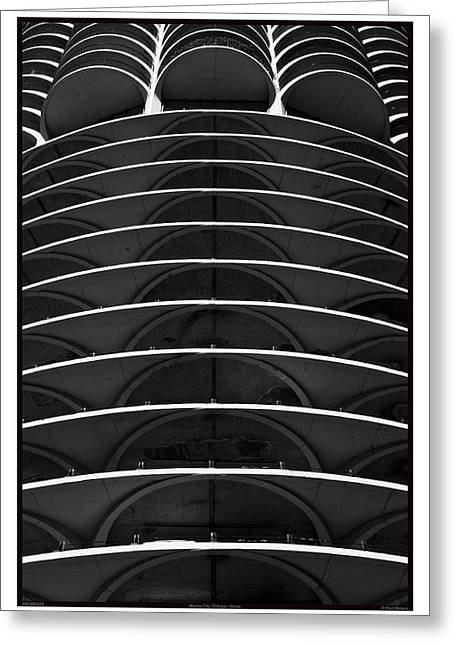 Curvilinear Greeting Cards - Architecture - 08.24.08_033 Greeting Card by Paul Hasara
