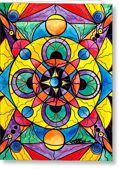 Arcturus Greeting Cards - Arcturus  Greeting Card by Teal Eye  Print Store