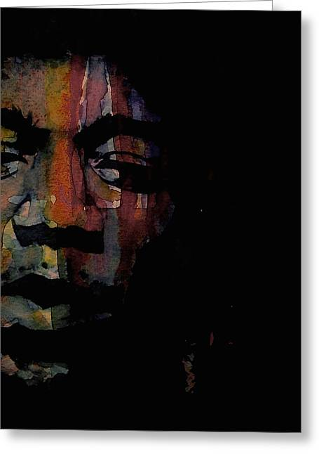Google Greeting Cards - Are You Experienced Greeting Card by Paul Lovering