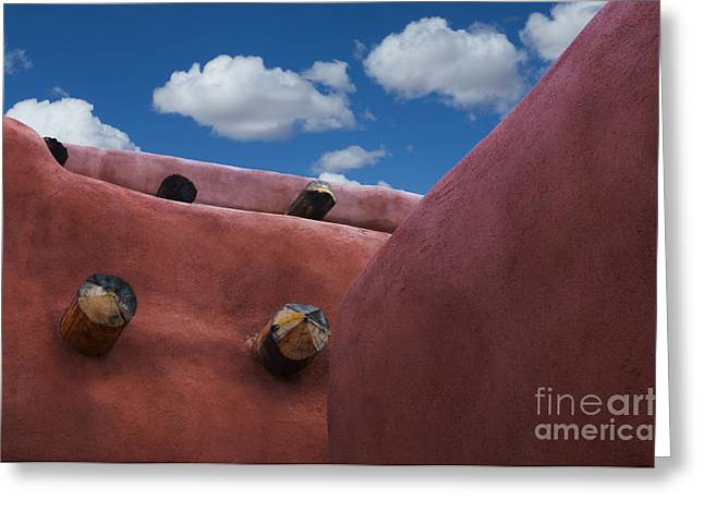 Petrified Forest Arizona Greeting Cards - Arizona Land Of Contrasts 2 Greeting Card by Bob Christopher