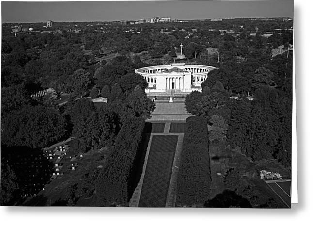 Arlington Greeting Cards - Arlington Amphitheater Greeting Card by Mountain Dreams