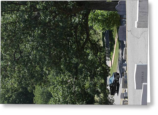 Arlington National Cemetery - 121232 Greeting Card by DC Photographer