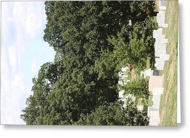 Arlington National Cemetery - 121239 Greeting Card by DC Photographer
