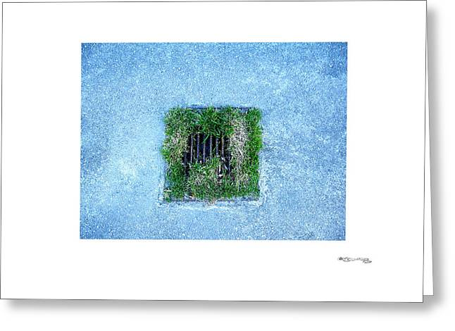 Xoanxo Cespon Photographs Greeting Cards - Arte Urban 16 Greeting Card by Xoanxo Cespon