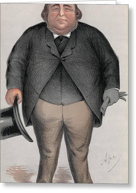 Arthur Orton (1834-1898) Greeting Card by Granger