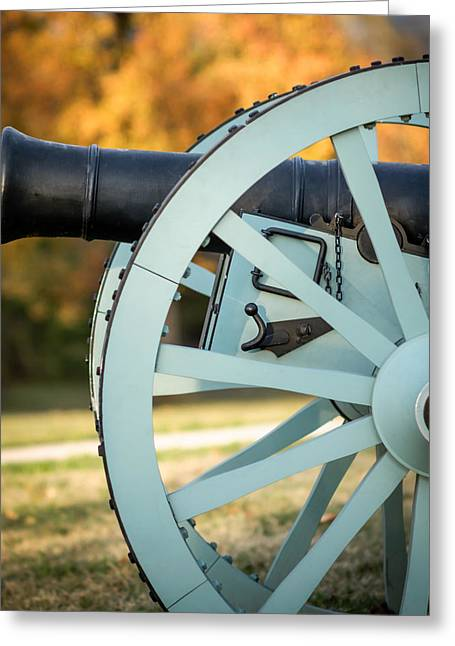 James Barber Greeting Cards - Artillery Greeting Card by James Barber