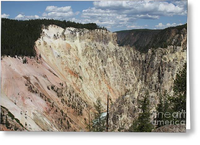 Eve Wheeler Greeting Cards - Artist Point Greeting Card by Eve Wheeler