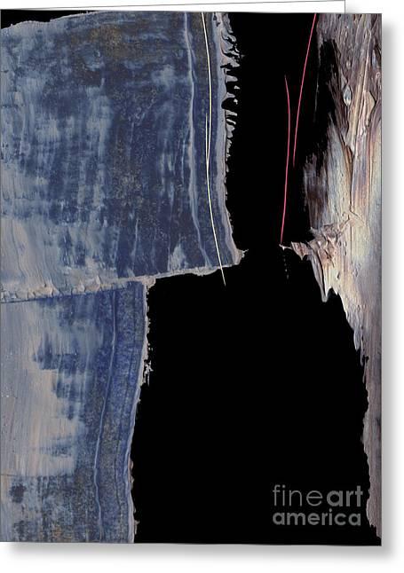 Artotem Iv Greeting Card by Paul Davenport