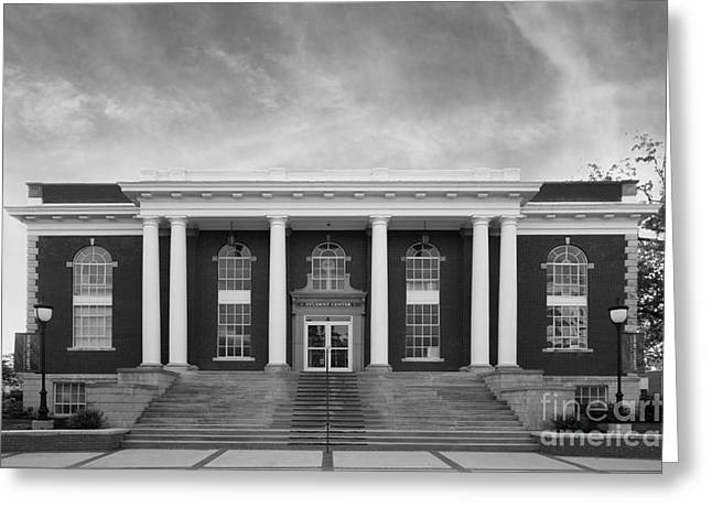 Liberal Arts Greeting Cards - Asbury University Morrison Hall Greeting Card by University Icons