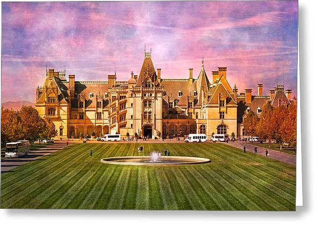 Asheville Beauty Greeting Card by Betsy C Knapp