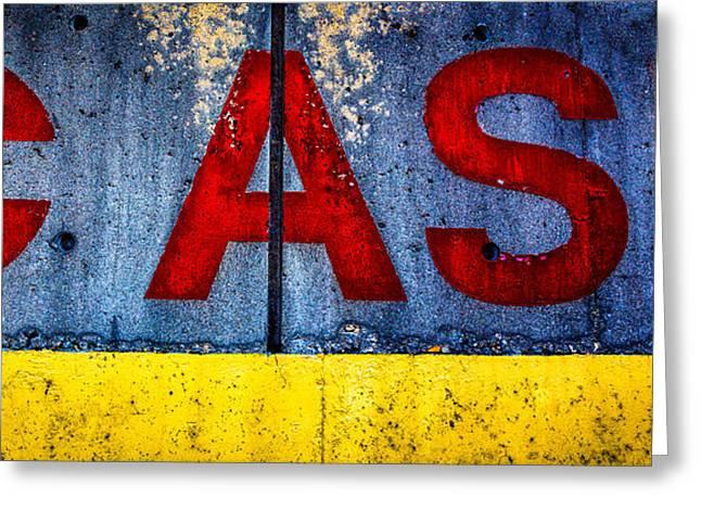ASS Greeting Card by Bob Orsillo