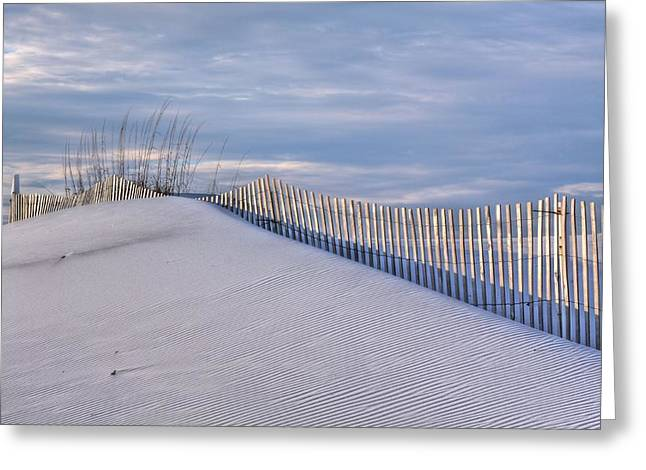 Florida Panhandle Greeting Cards - At the Top Greeting Card by JC Findley