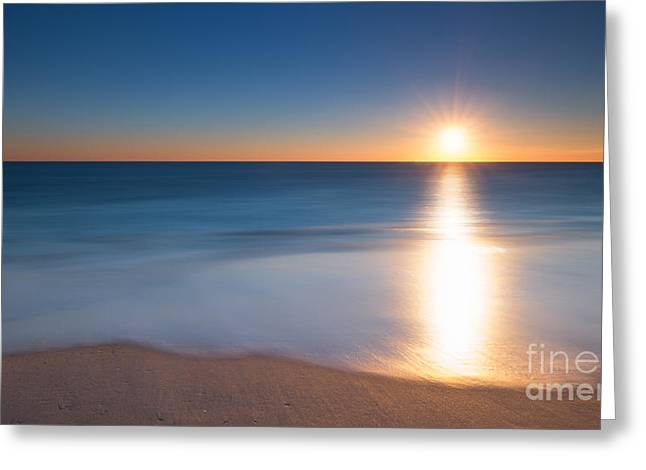 Ver Sprill Photographs Greeting Cards - At The Waters Edge Version 2 Greeting Card by Michael Ver Sprill