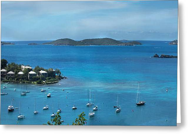 Charlotte Amalie Photographs Greeting Cards - Atlantic Greeting Card by Camille Lopez