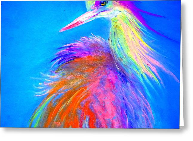Whimsical. Greeting Cards - Attitude Greeting Card by Sue Jacobi