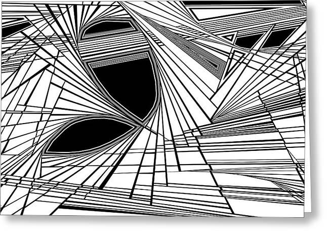 Bittersweet Digital Greeting Cards - Auld Acquaintance Greeting Card by Douglas Christian Larsen
