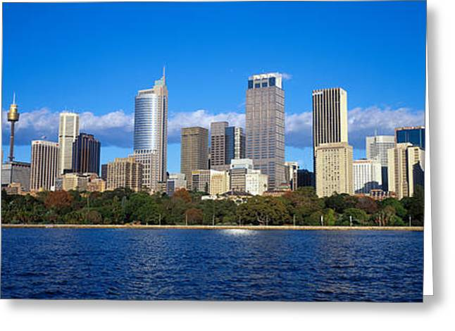 Australia, Sydney Greeting Card by Panoramic Images