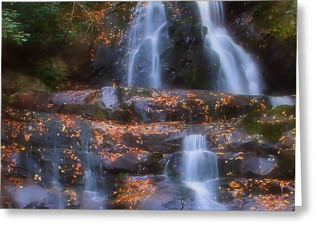 Autumn's Dream In Tennessee Greeting Card by Dan Sproul
