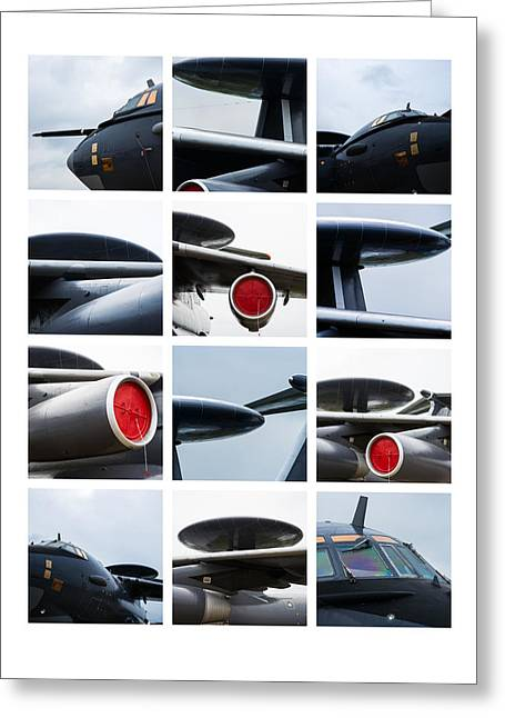 Sensors Greeting Cards - Aviation Architecture - Featured 3 Greeting Card by Alexander Senin