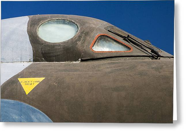 Old Aircraft Greeting Cards - Avro Vulcan B.Mk 2 Bomber Greeting Card by Carol Leigh