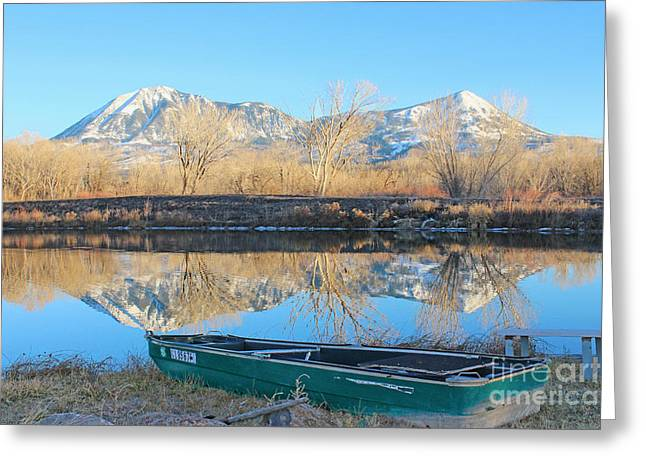 West Fork Greeting Cards - Awaiting Summer In Colorado Greeting Card by Dale Jackson