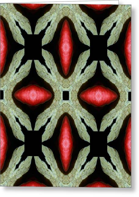 Fractal Greeting Cards - Awaken Greeting Card by Ester  Rogers