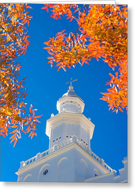 Late Fall Greeting Cards - Awakening Greeting Card by Chad Dutson
