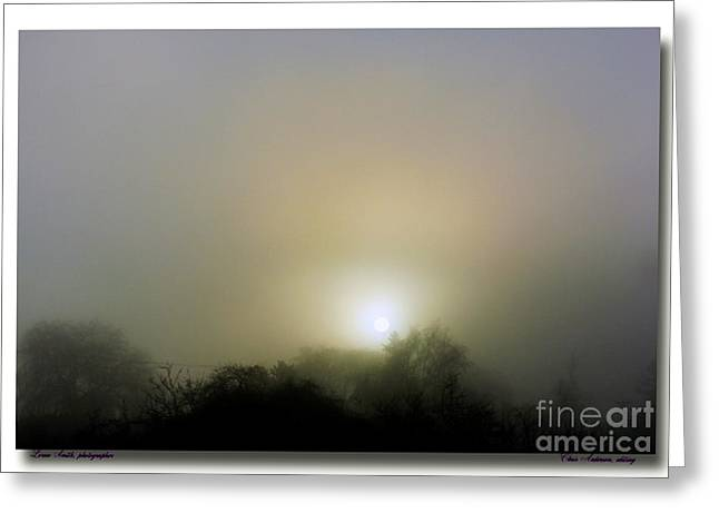 Chris Anderson Photography Greeting Cards - Awakening Greeting Card by Chris Anderson