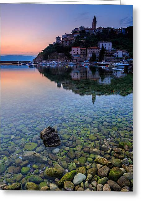 Croatia Greeting Cards - Awakening Greeting Card by Davorin Mance
