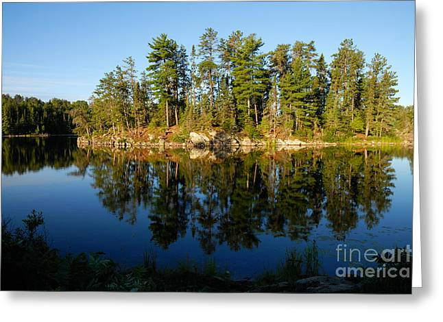 Awesub Morning 2 Greeting Card by Larry Ricker