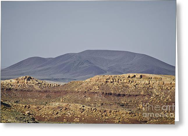 Chromatic Photographs Greeting Cards - AZ Landscape - Near Grand Canyon Greeting Card by David Gordon