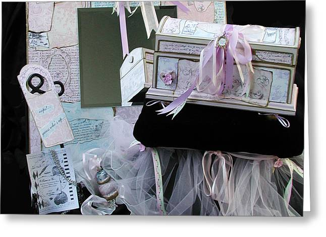 Baby Nursery Licensng Products Greeting Card by Anahi DeCanio