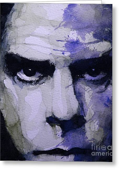 Bad Greeting Cards - Bad Seed Greeting Card by Paul Lovering