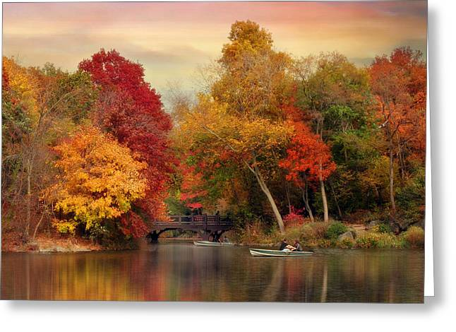 River View Digital Art Greeting Cards - Bank Rock Bay Greeting Card by Jessica Jenney