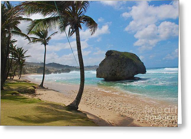 Blake Yeager Greeting Cards - Barbados Greeting Card by Blake Yeager