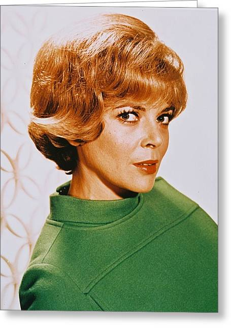 Impossible Greeting Cards - Barbara Bain in Mission: Impossible  Greeting Card by Silver Screen
