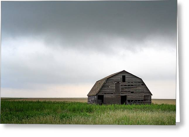 Barn Dance Greeting Cards - Barn Dance Greeting Card by Rick Furmanek