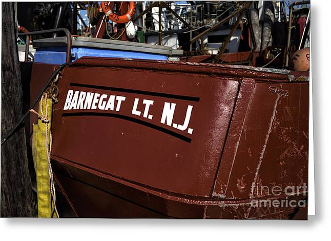 Barnegat Light Greeting Cards - Barnegat LT. N.J. 2014 Greeting Card by John Rizzuto