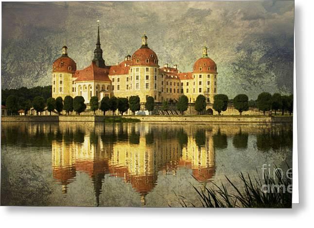 Baroque Daydream Greeting Card by Heiko Koehrer-Wagner