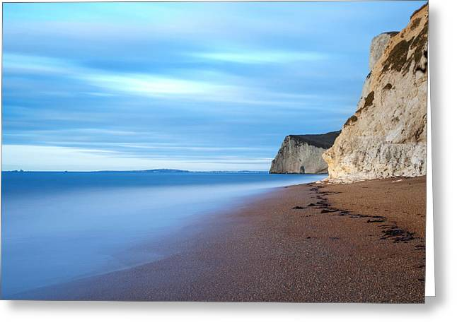 Bats Head Dorset Greeting Card by Ollie Taylor