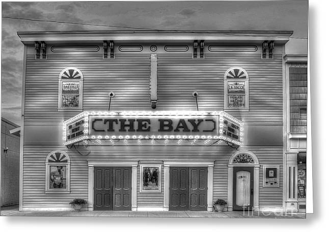 Bay Theatre In Sutton's Bay Greeting Card by Twenty Two North Photography