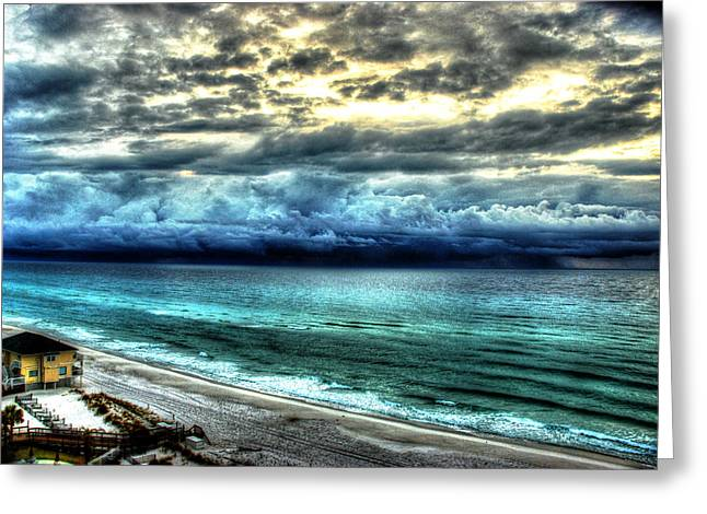 Panama City Beach Greeting Cards - Beach 02 Greeting Card by Andy Savelle