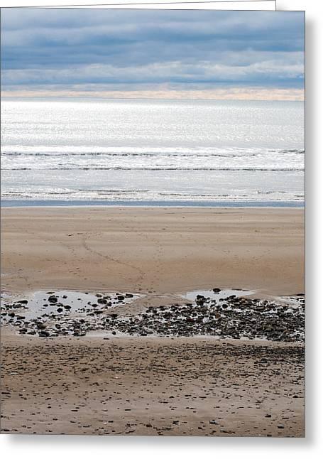 Beach Colors Greeting Card by Kai Bergmann
