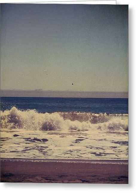 Beach Days Greeting Card by Laurie Search