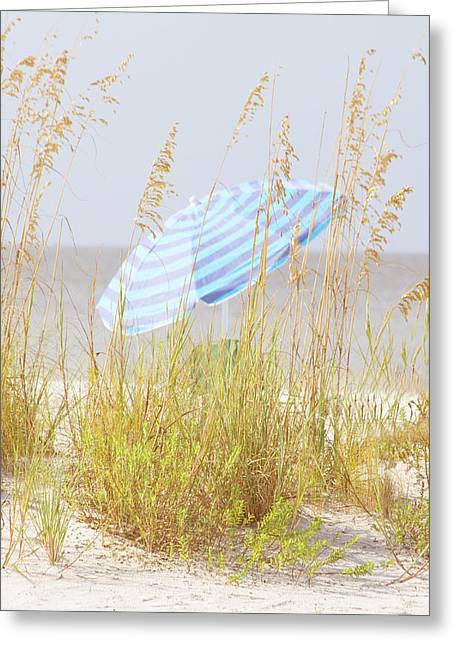 Kim Photographs Greeting Cards - Beach Time Greeting Card by Kim Hojnacki