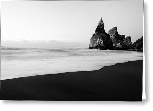 Atlantic Beaches Greeting Cards - Bears Beach VI Greeting Card by Marco Oliveira