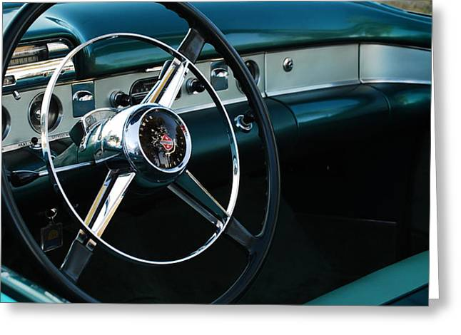 Beautiful Buick Greeting Card by Beverly Stapleton