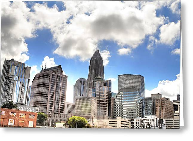 Charlotte Framed Photography Greeting Cards - Beautiful Charlotte Greeting Card by Jennifer Hogan