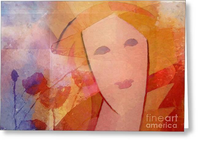 Beautiful Dream Greeting Card by Lutz Baar